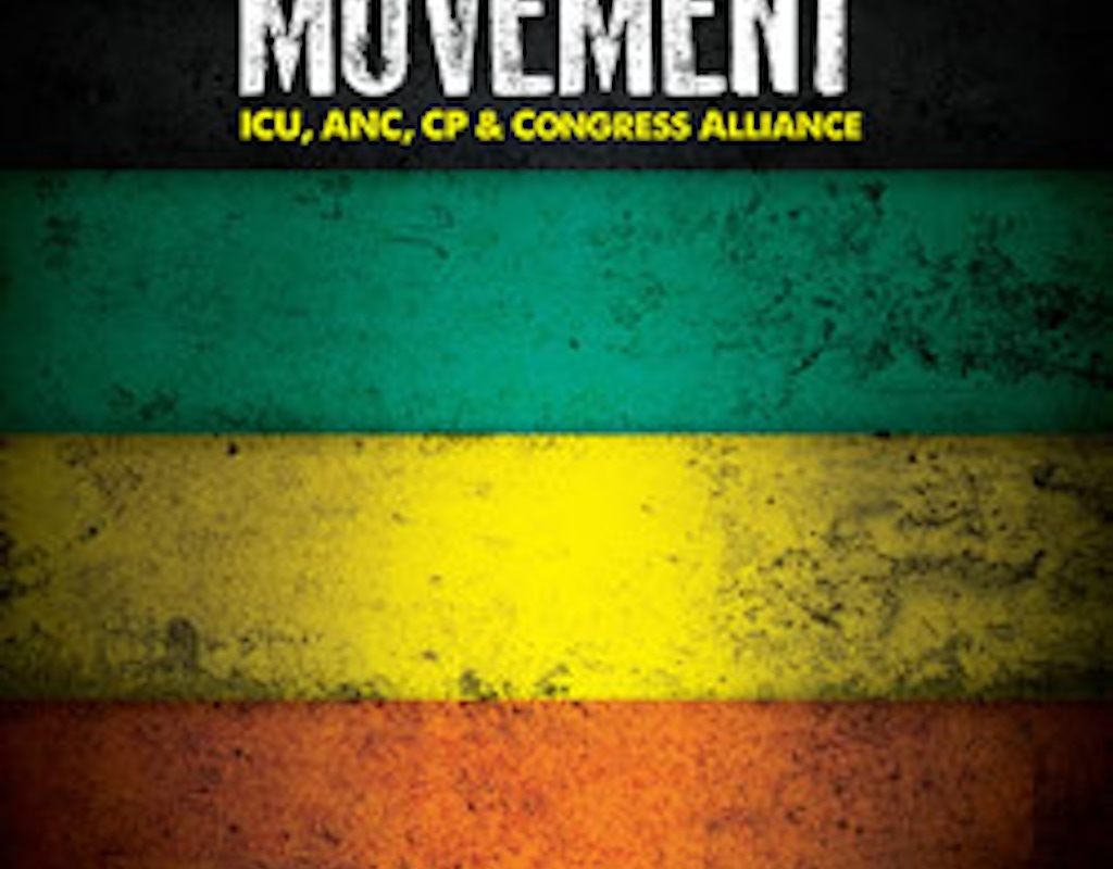The Congress Movement  Vol 1